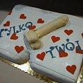 Torcik na wieczór panieński #TortyOkazjonalne #WieczórPanieński #torty #tort #siusiak #spodenki #boksreki