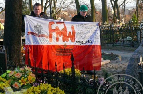 Pamiętajmy o zmarłych Przyjaciołach z FMW