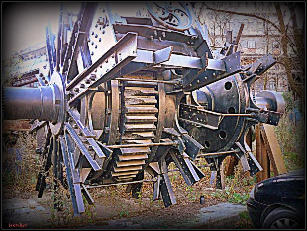 Wałbrzych,kopalnia,muzeum #kopalnia #maszyny #muzeum #wałbrzych