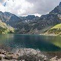 Czarny Staw Gąsienicowy... #arietiss #góry #krajobraz #panorama #Tatry
