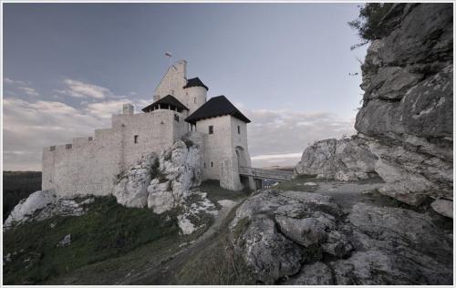 Zamek w Bobolicach #Bobolice #zamek