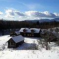 Chata Górska Cyrla #góry #beskidy #BeskidSądecki #makowica #JaworzynaKokuszczańska