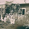 Szkoła w Jamnej 1969 #Ciężkowickie #Jamna #pogórze #szkoła