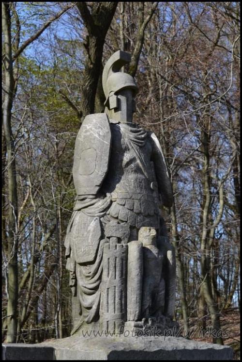 #Detmold #Hermannsdenkmal #Niemcy #NRW #pomnik #rzymianie