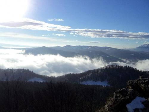 Magura Spiska z Wysokiej #góry #pieniny #homole #wysoka #durbaszka