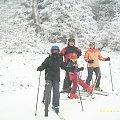 Kraliky, SkiPark Cervena Voda #kraliky #narty