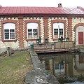 Eletrownia wodna na rzece Wieprz w Michalowie #Michalów #ElektrowniaWodna #Wieprz