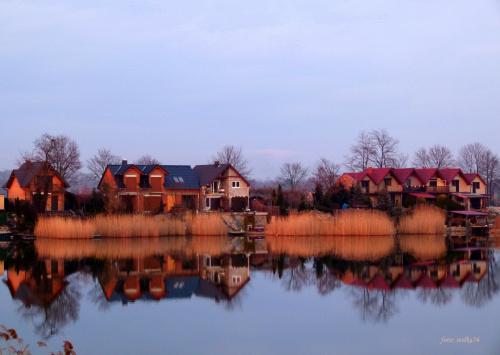 nad wodą ... **** ulub. gonzki; stan48; wojdzirey; asia1766 **** #jezioro #Dębowa #wiosna #krajobraz