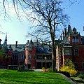 Pałac Ballestremów w Pławniowicach ... **** ulub. stan48; gonzki **** #Pławniowice #wiosna #zamki