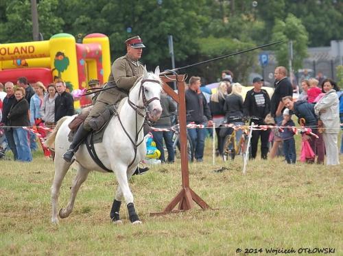 XIV Piknik Kawaleryjski w Suwałkach, 14-15.VI.2014 #kawaleria #konie #koń #PiknikKawaleryjski #Suwałki #ułani