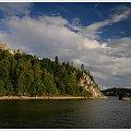 Czas na zdjęcia urlopu. Nie wiem od czego zacząć, to an początek moja baza wypadowa -Czorsztyn ... #Czorsztyn #Zamek #jezioro