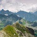 Zawrat... #arietiss #góry #krajobraz #panorama #Tatry