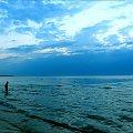 Wieczorową porą #Kołobrzeg #plaża #wakacje