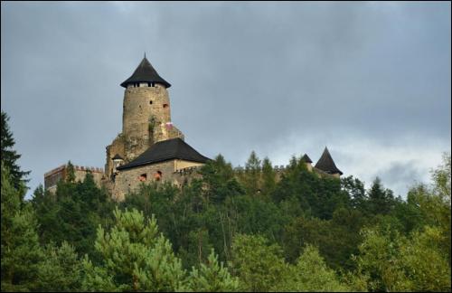 Stará Ľubovňa - zamek