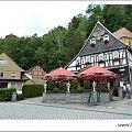 #Burg #klasztor #Kloster #Niemcy #Oybin #Zamek