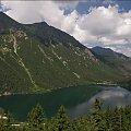 będę tak przeplatać teraźniejszość ze wspomnieniami.... a tych zapisanych na karcie wspomnień trochę mam :) #góry #Lipiec2014 #MorskieOko #Tatry