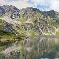 Czarny Staw Polski - Dolina Pięciu Stawów... #arietiss #góry #krajobraz #panorama #Tatry