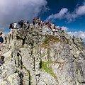2499 m.n.p.m. #krajobraz #góry #Tatry #panorama #arietiss
