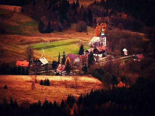 Góry Stołowe....