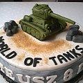 Czołg z gry ! #WorldOfTanks #gra #czołg #czołgi #rudy #tank #TortyOkolicznościowe