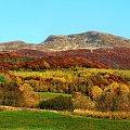 Tarnica jesienią ( ps. dlaczego to foto straciło ostrość po wrzuceniu do Fotosika?) #podkarpacie #jesien #gory