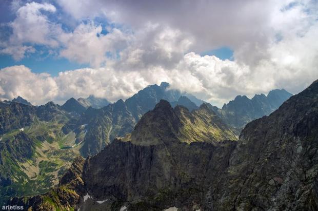 Gerlach... #arietiss #góry #HDR #krajobraz #Tatry