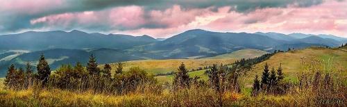Bieszczady Wschodnie (Ukraina) #góry #Bieszczady