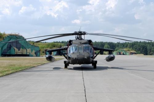 Sikorsky UH-60L Blackhawk, United States - US Army