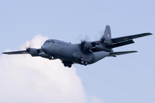 Lockheed C-130 E Hercules, Poland - Air Force