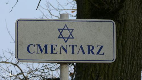 Pisz - Cmentarz żydowski #kirkut #Pisz