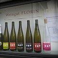 zabytki w Stein am Rhein-wystawka tamteiszych winnic #architektura