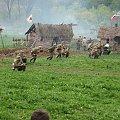 atak wojsk rosyjskich #BitwaGorlicka