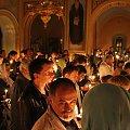 Wieczorne czytanie Dwunastu Ewangelii w wielki czwartek. Cerkiew należąca do Rosyjskiej Misji Duchowej w Jerozolimie #Izrael #Jerozolima