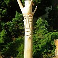 #dom #drewniany #drewno #drzewo #hobby #komoda #kuchnia #las #mieszkanie #odpoczynek #ogród #ozdoba #posąg #retro #rzeźba #salon #sculpture #starocie #stół #vintage