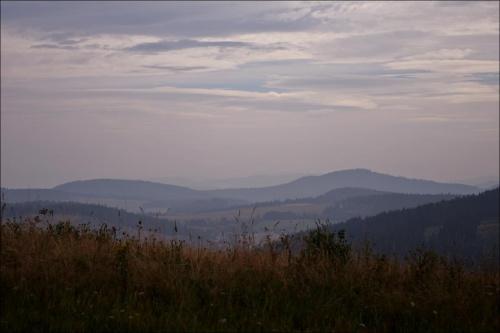 widok z Rudaw Janowickich