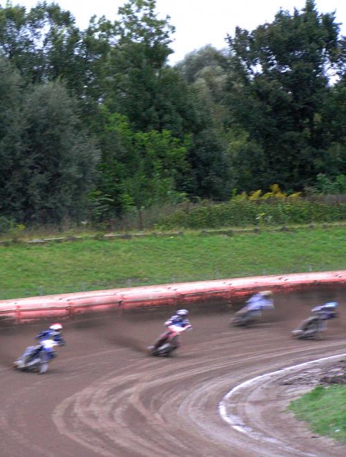 22.09.2013 Speedway Wanda Instal Kraków - Kolejarz Opole