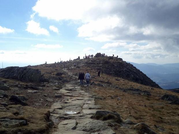 Rumowisko Babiej Góry #góry #beskidy #BeskidŻywiecki #BabiaGóra