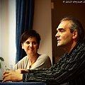 Jacek Milewski w Bibliotece Publicznej w Suwałkach 04.10.2013 #BibliotekaPubliczna #JacekMilewski #książka #promocja #Suwałki #MilewskiJacek